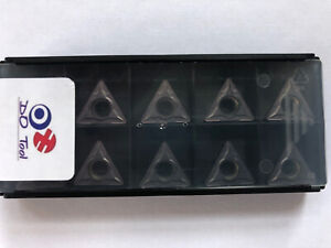 TCMT 16T308 CARBIDE TURNING INSERTS (Read Description For My Quality Guarantee)