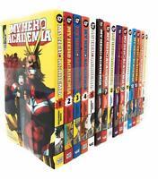 My Hero Academia (Vol 1-15) 15 Books Collection Set Children Manga pack NEW