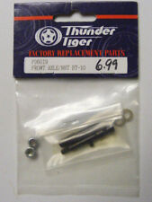 THUNDER TIGER #PD6019 FRONT AXLE & NUT for Thunder Tiger DT-10 Stadium Truck