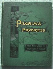 Pilgrim's Progress by John Bunyan Illustrated T Stothard RA, Hardback