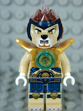 NEW Lego MINIFIG Legends of Chima LENNOX with Peral Gold Armor Boys Girls