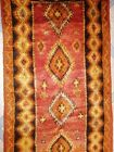 Antique rug Morocco carpet vitange knotted with pure wool carpet handmade azilal