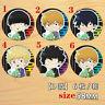 "Anime Mob Psycho 100 badges Pins Schoolbag 5.8CM(2.3"")"