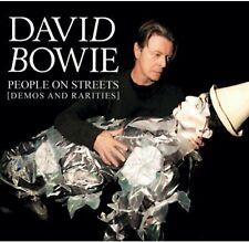 David Bowie  People On Streets-Demos and Rarities CD 18 tracks 1974-2016