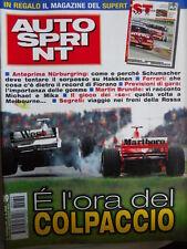 Autosprint n°39 1998 Test Alfa 166 - Mercedes Classe S [P16]