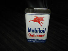 Mobiloil Pegasus Outboard Motor Oil Full Can 1 Quart Can