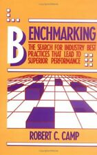Benchmarking: The Search for Industry Best Practic