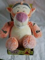 "TIGGER Posh Paws Winnie the Pooh 12"" Soft Toy Teddy Plush Brand New"