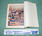 👍 ORIGINAL 1901 AMERICAN MAGAZINE COLOR PAGE ON CHINA BOXER REBELLION 八国联军