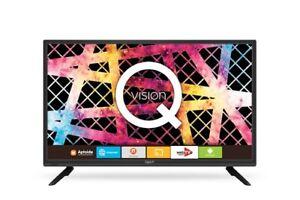 """Qbell QT24X03 24"""" Smart Tv Wi-Fi Full-HD DVB-T2 HEVC Qbell QT24X03 24"""" Smart Tv"""