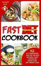 Fast Diet Cookbook : 5:2 Intermittent Fast Diet Recipes and Meal Plans for...