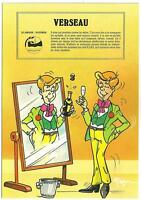 Carte Postale Signe du ZODIAC, VERSEAU illustrée par Hubert Rublon