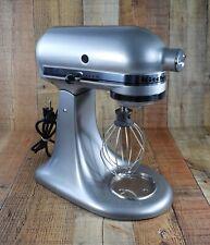 KitchenAid Ksm105Gbc 5-Qt Tilt Head Stand Mixer with Whisk Attachment (no bowl)