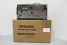 NEW PowerTronics DPS-2000 Standby Digital Power Supply DPS/60-15 FREE SHIPPING