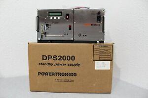 NEW PowerTronics DPS-2000 Standby Digital Power Supply DPS/60-15 FREE SHIPPING