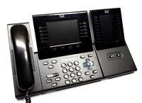 Cisco CP-8961 IP Systemtelefon mit Key Expansionmodule