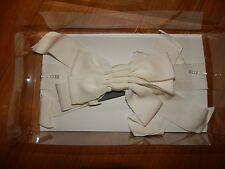 Vera Wang White Bridal Ivory Sash $68 NIB
