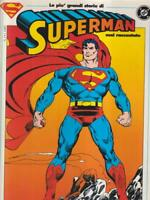 Le More 'Grandi Storie Di Superman Unused Narrated N.2 Aa.vv. Play Press 1994