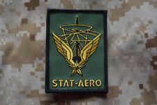 Z117 insigne tissu militaire écusson patch armée STAT Aéro ALAT Aviation Légère