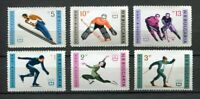33461) BULGARIA 1964 MNH** Winter Olympic Games, Innsbruck