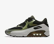 Nike Air Max 90 Ultra 2.0 SE Mens 876005-700 Pale Citron Running Shoes Size 10.5