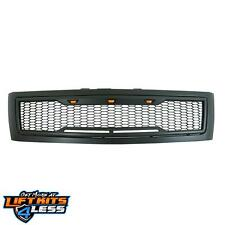 Paramount 41-0196MB Front Black IMpulse-Style Grille for 2007-13 Silverado 1500