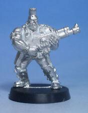 CITADEL - NECROMUNDA - Goliath with Autogun - Metal - Warhammer 40K
