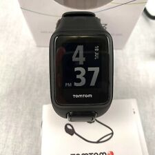 Tomtom Spark 3 Music Cardio GPS Fitness Watch Black Running Activity Tracking