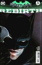 Batman Rebirth #1 3rd Print Green Banner Variant DC Universe Rebirth 2016