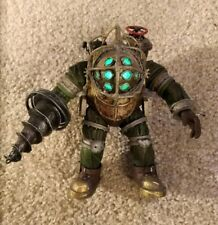 Bioshock Big Daddy Figure NECA Light Up LED