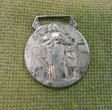 #D234.  1938 FRENCH FIRE BRIGADE MEDAL