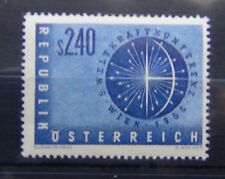 Austria 1956 Fifth World Power Conference Vienna MNH