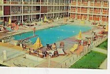 Stowaway Motel in Ocean City MD 1962