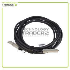 JG328A HP 40G QSFP to QSFP DAC 5-Meter Twinax Passive Copper Cable * New Bulk *