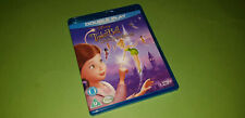 TinkerBell And The Great Fairy Rescue [Walt Disney] DVD & Blu Ray Combo *VGC*