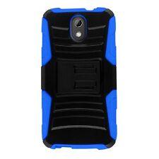 HTC Unifarbene Handy-Taschen & -Schutzhüllen aus Kunststoff