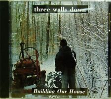 THREE WALLS DOWN 'BUILDING OUR HOUSE' 8-TRACK CD