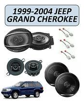 Jeep Grand Cherokee 1999-2004 OEM Speaker Replacement Combo Kit, PIONEER