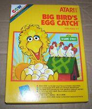 Atari VCS 2600 Cartucho de consola de videojuegos Gran Pájaro huevo atrapar Nueva En Caja