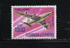 SAN MARINO 1963 MNH Airmail SC.C128