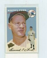 WHITEY FORD 2004 Topps All-Time Fan Favorites #30 New York Yankees