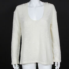 CUPSHE White Gauze Hooded Cover Up Tunic Top sz XL /9220