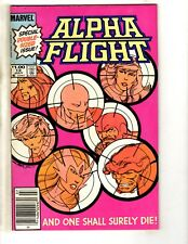 11 Alpha Flight Marvel Comic Books # 12 13 14 15 16 17 18 19 20 21 22 X-Men RJ5