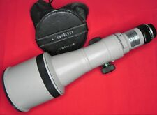 Canon 600mm f4.5 Nikon SLR mount  #11960