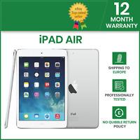 Apple iPad Air 1 White Silver Retina Display 16GB Wi-Fi 9.7in + FREE EXTRAS UK