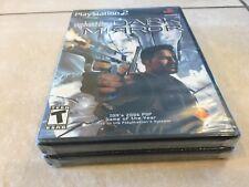 Syphon Filter: Dark Mirror (Sony PlayStation 2, 2007) PS2 NEW