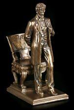 Abraham Lincoln Figura - AMERICANO PRESIDENTE Statua decorativa in bronzo