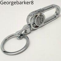 Mazda keyring key ring fob cover case holder keychain blank with box
