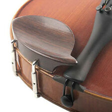 Dresden 3/4-4/4 Rosewood Violin Chinrest with Standard Bracket