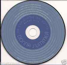 "RARE 70S 80'S 90S dance 2CD original hits 12"" DONNA SUMMER hot stuff I FEEL LOVE"